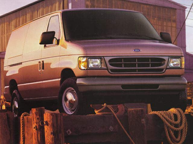 1999 Ford E-250