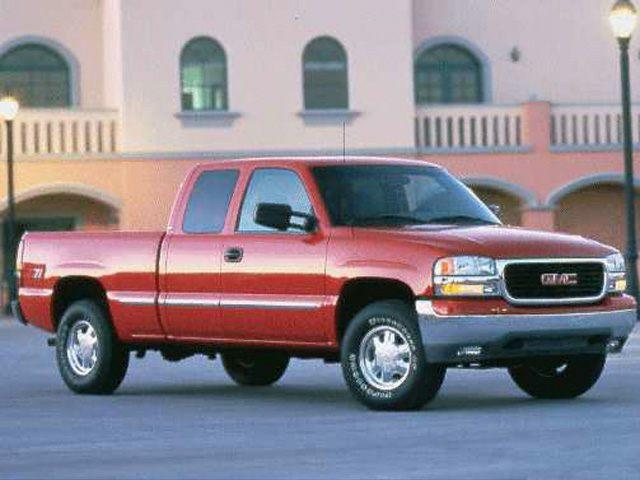 1999 GMC Sierra 3500