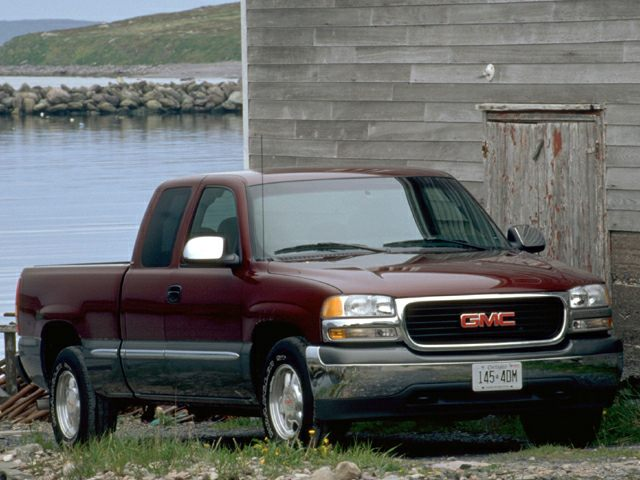 1999 GMC Sierra 1500