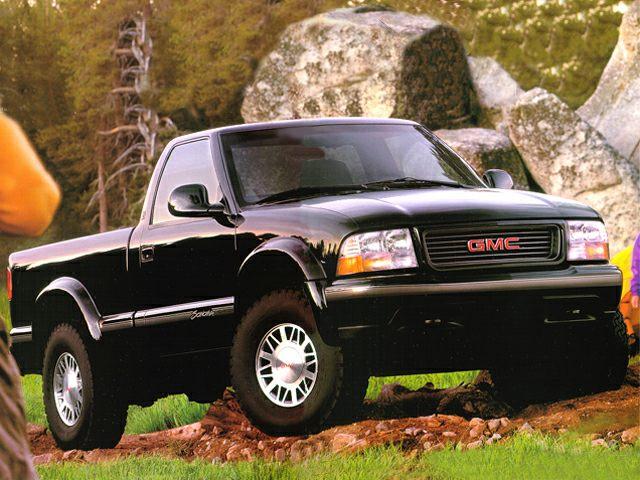 1999 GMC Sonoma
