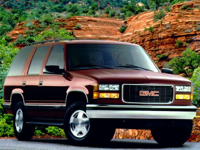 1999 GMC Yukon