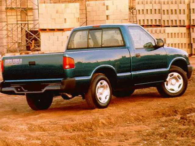 1999 Isuzu Hombre