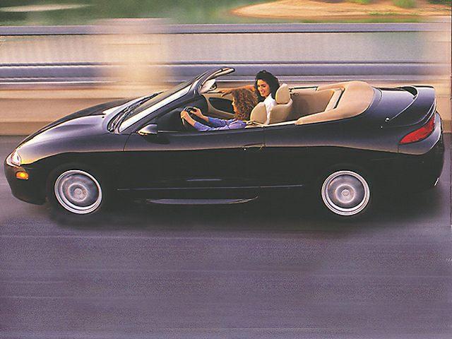 1999 Mitsubishi Eclipse Spyder