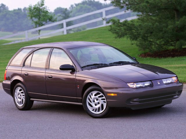 1999 Saturn SW2