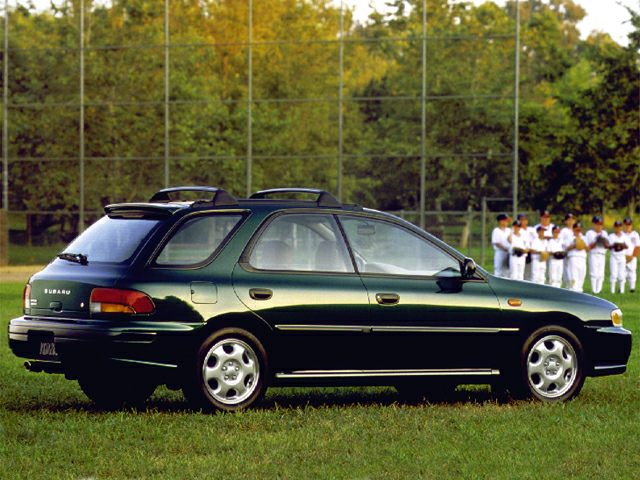 1999 Subaru Impreza