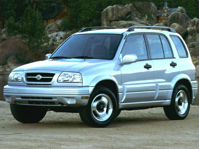 1999 Suzuki Grand Vitara