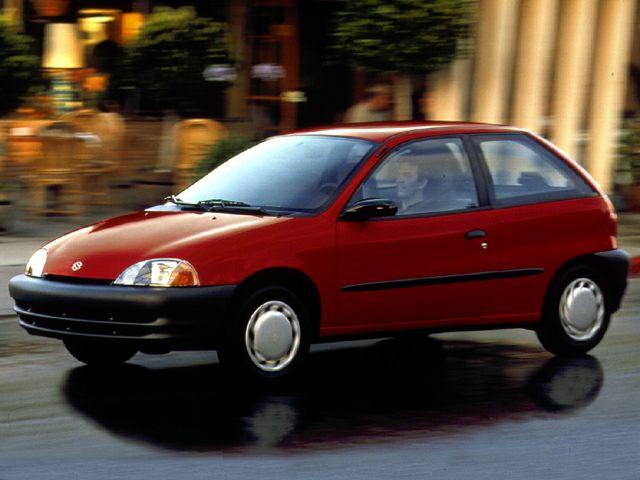 1999 Suzuki Swift