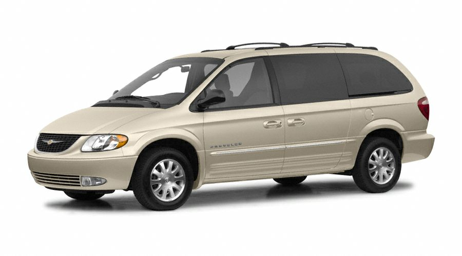 2001 Chrysler Town & Country