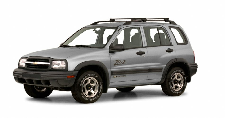 2001 Chevrolet Tracker