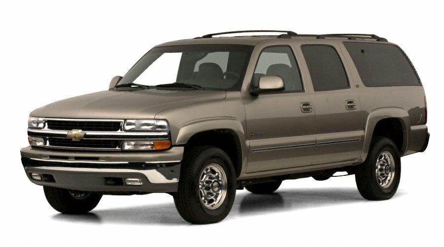 2001 Chevrolet Suburban 2500