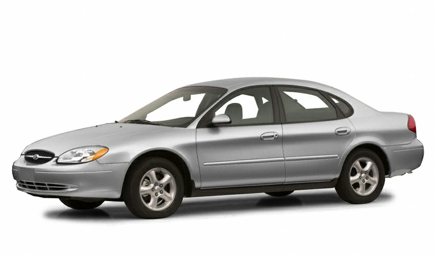 2001 Ford Taurus