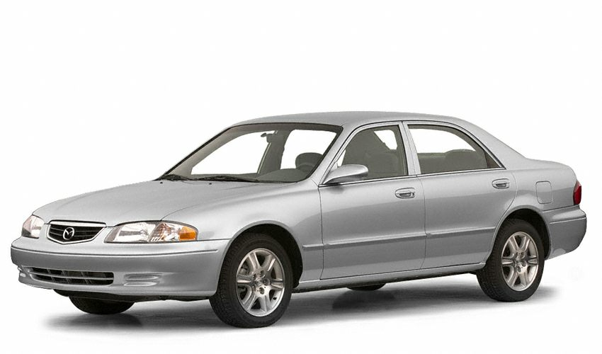 2001 Mazda 626