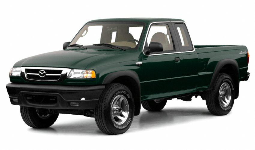 2001 Mazda B2500