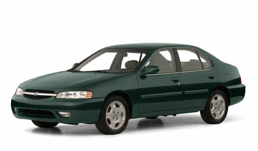 2001 Nissan Altima
