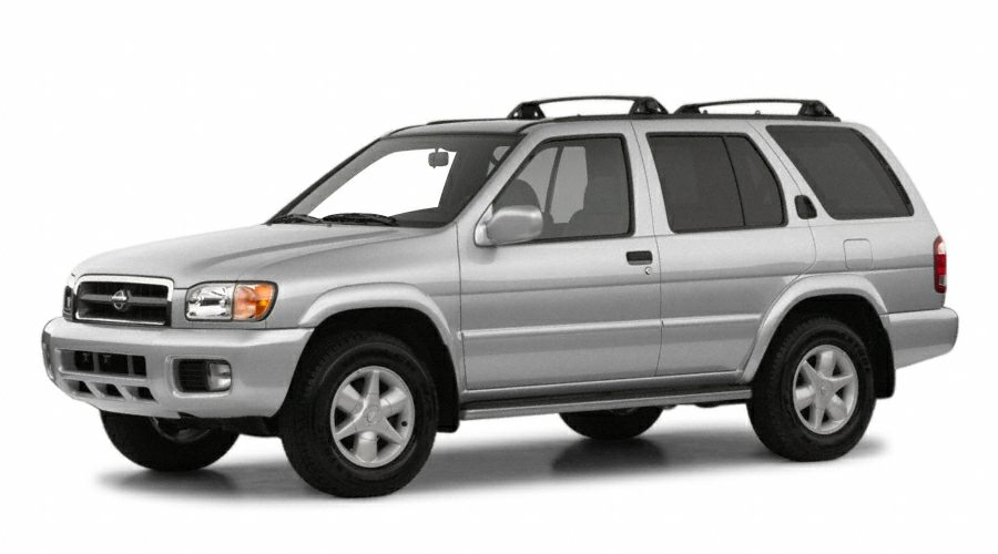 2001 Nissan Pathfinder