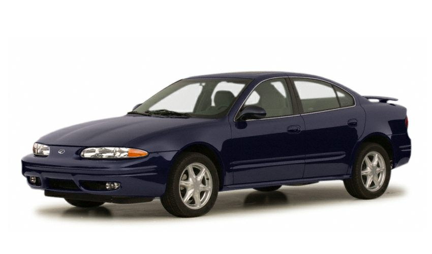 2001 Oldsmobile Alero