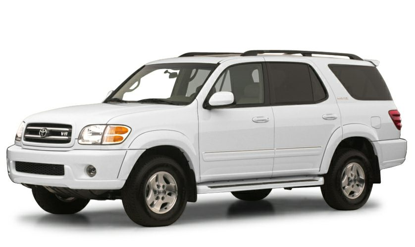2001 Toyota Sequoia