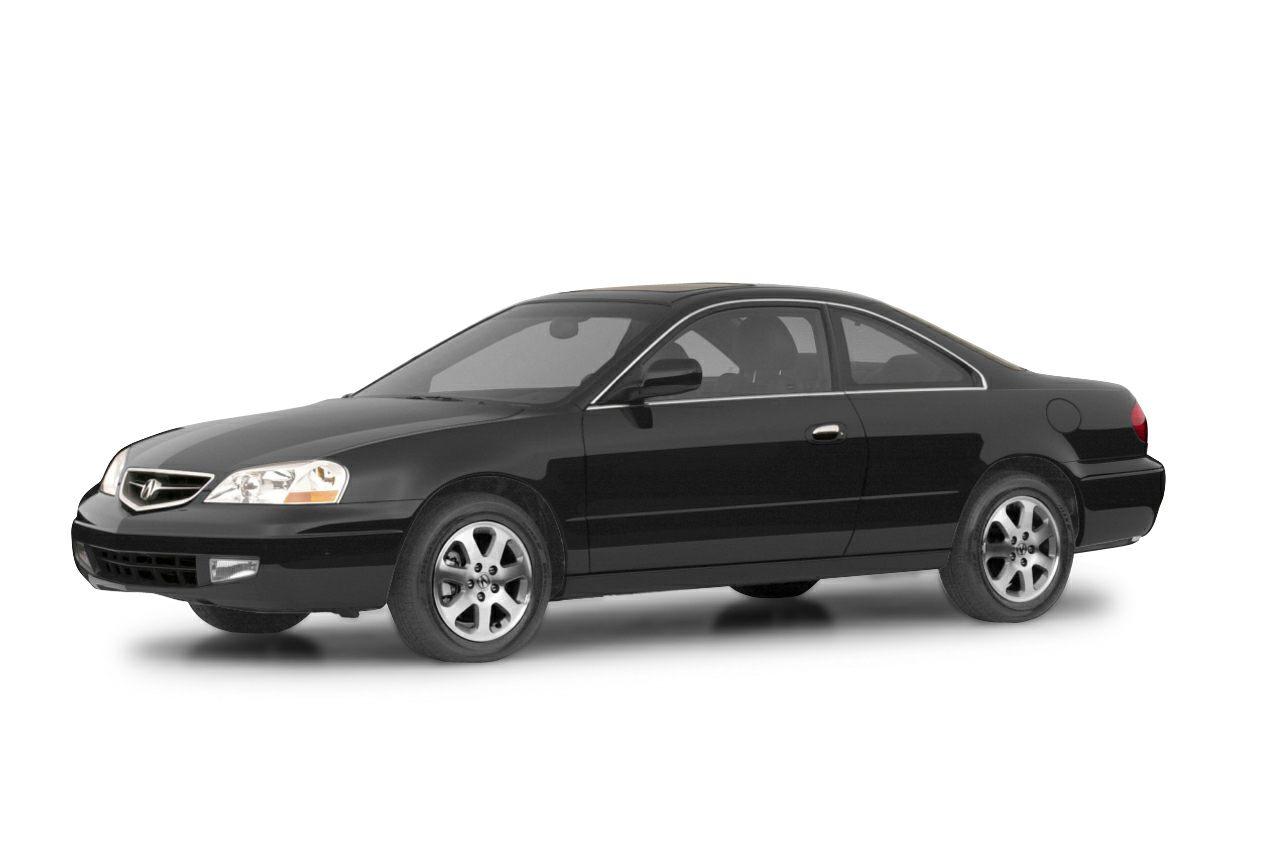 2002 Acura CL