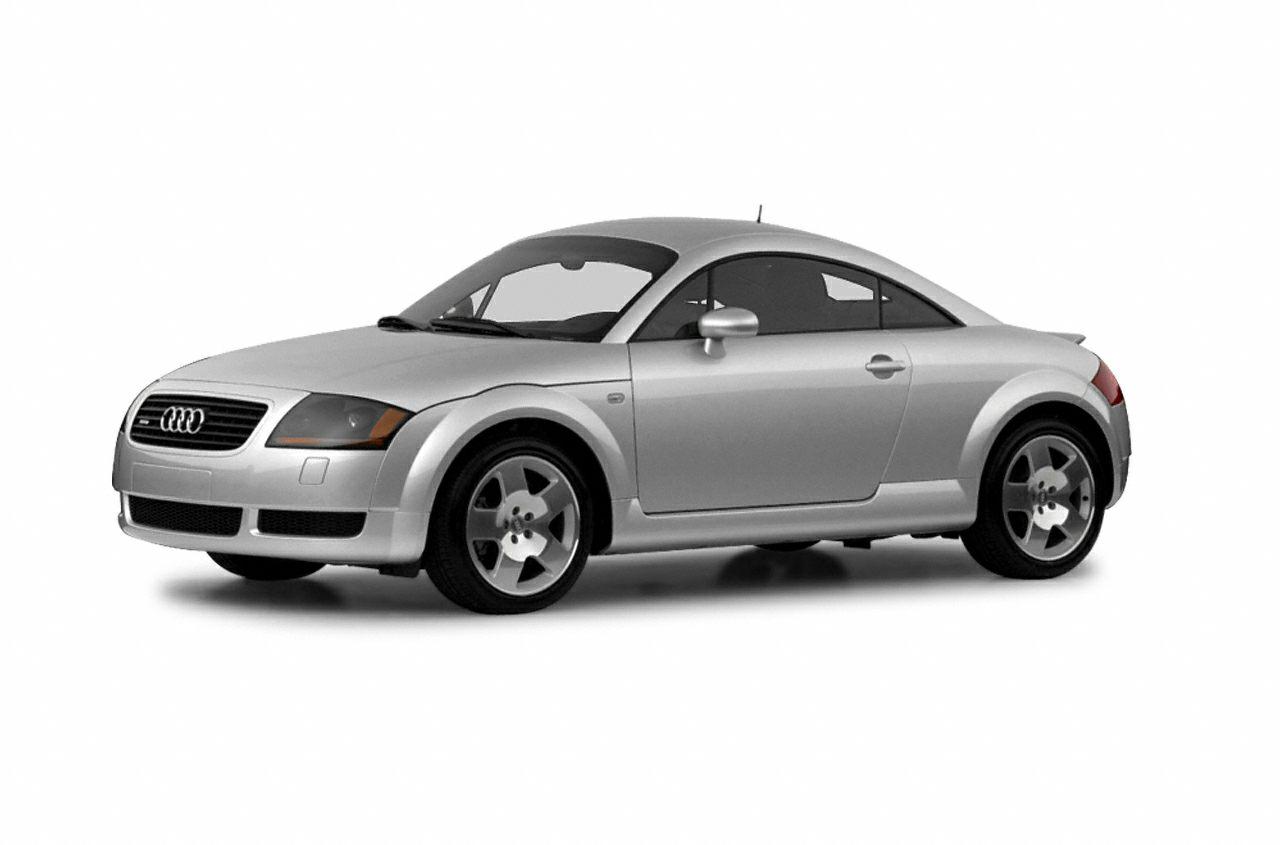 2002 Audi TT