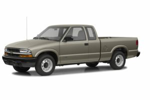 2002&nbsp;Chevrolet&nbsp;S10