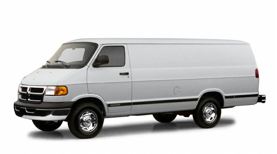 2002 Dodge Ram Van 3500