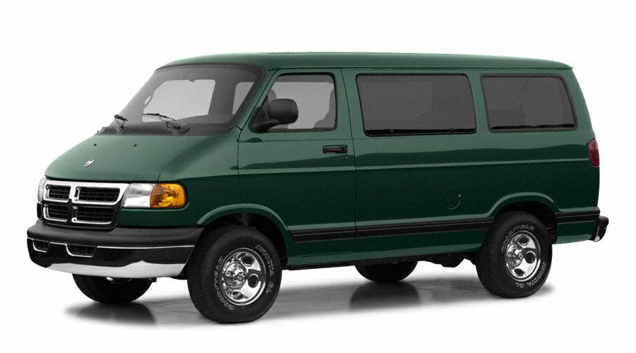 2002 Dodge Ram Wagon 3500