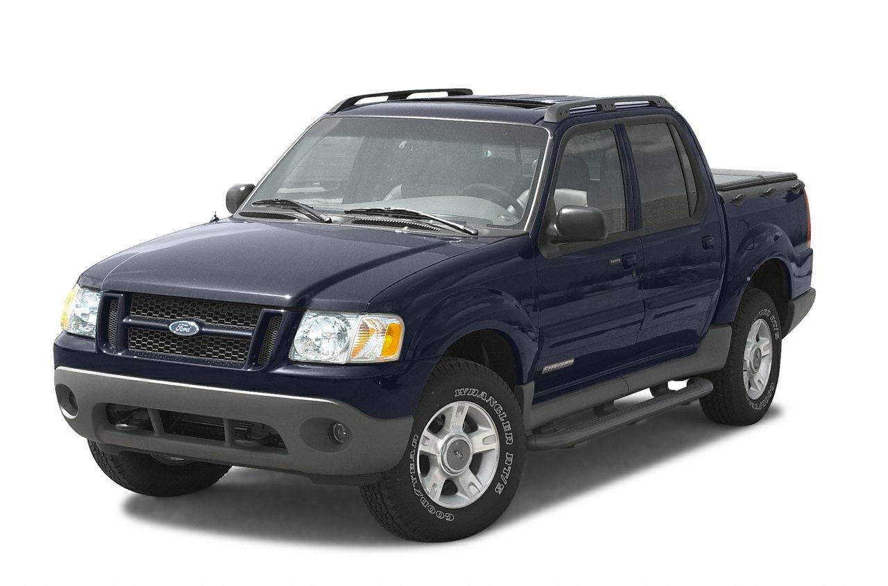 2002 Ford Explorer Sport Trac