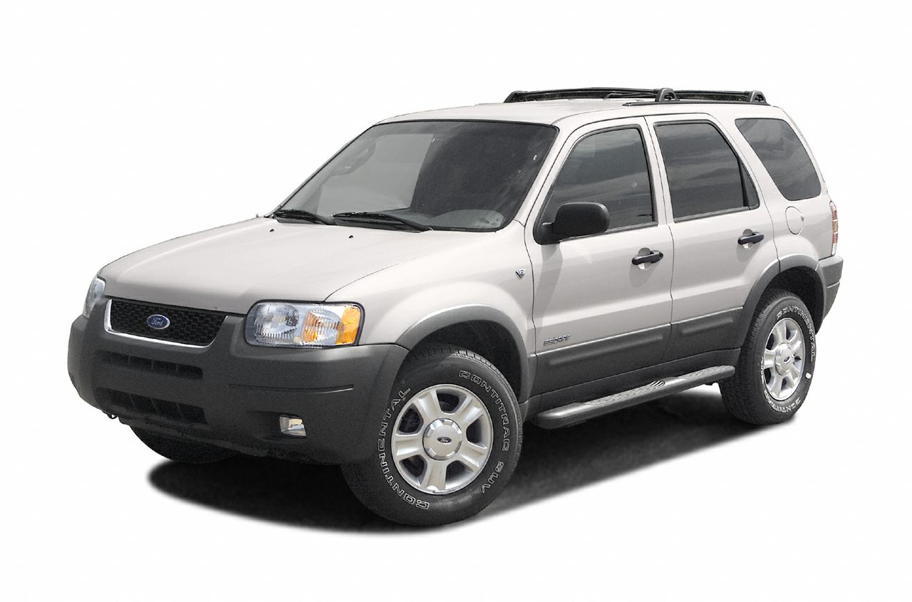 2002 Ford Escape