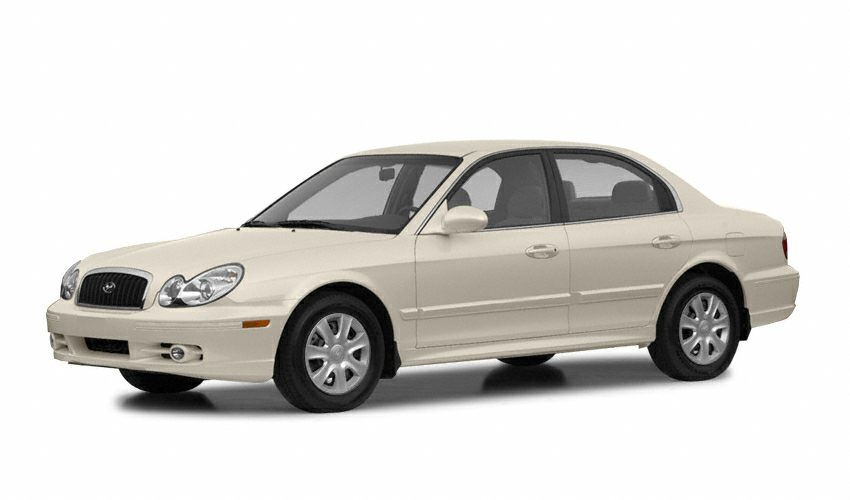 Used Cars in Las Vegas 2002 Hyundai Sonata