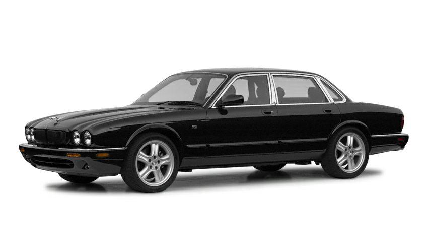 Jaguar XJ8 2002