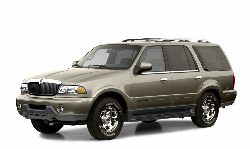 2002 Lincoln Navigator