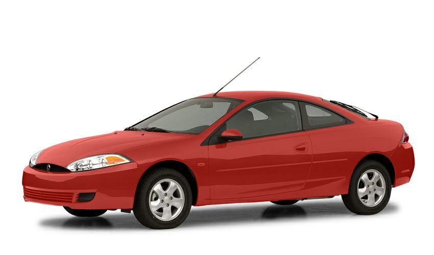 2002 Mercury Cougar