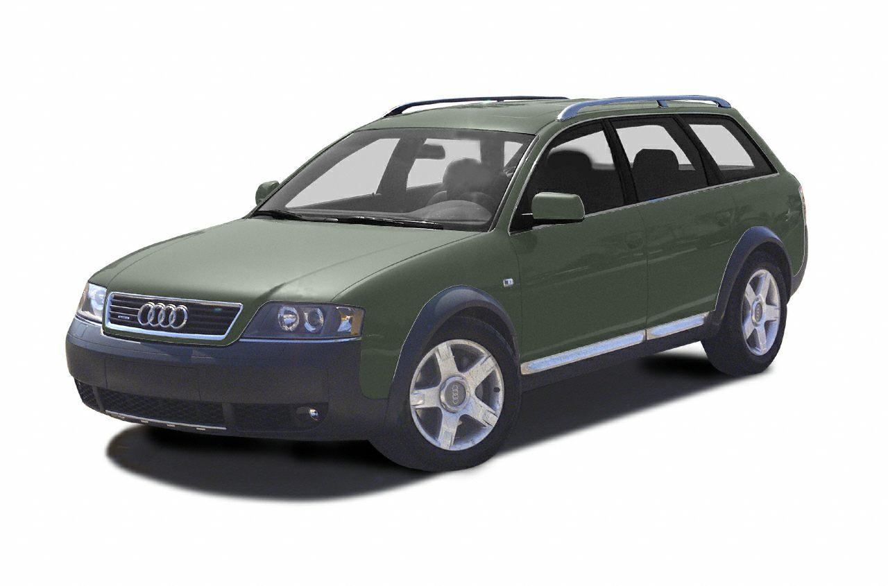 2003 Audi allroad