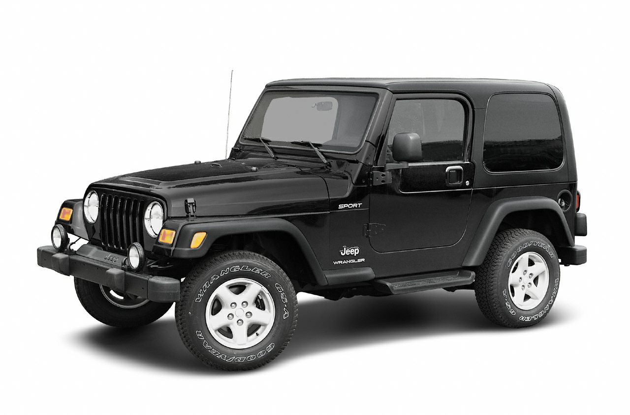 2003 Jeep Wrangler