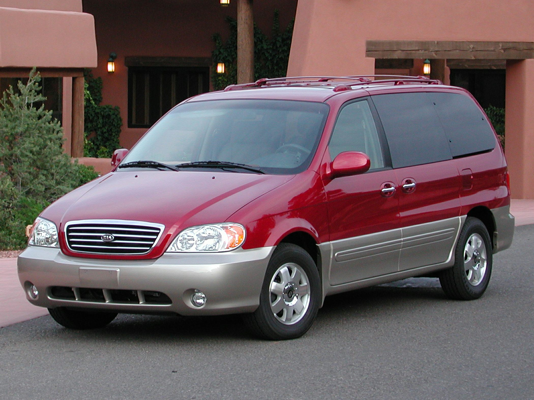 Used Cars in Las Vegas 2003 Kia Sedona
