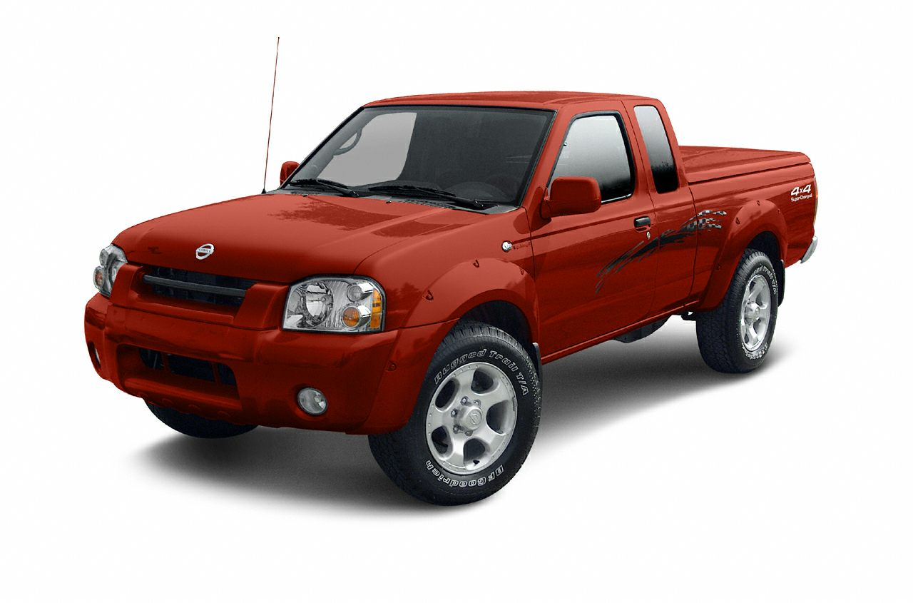 Used Cars in Las Vegas 2003 Nissan Frontier