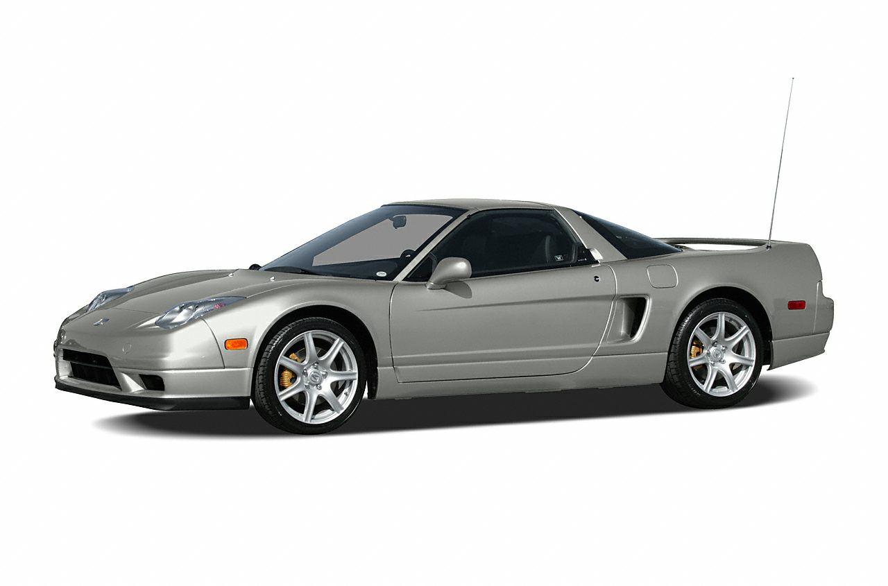 2004 Acura NSX-T