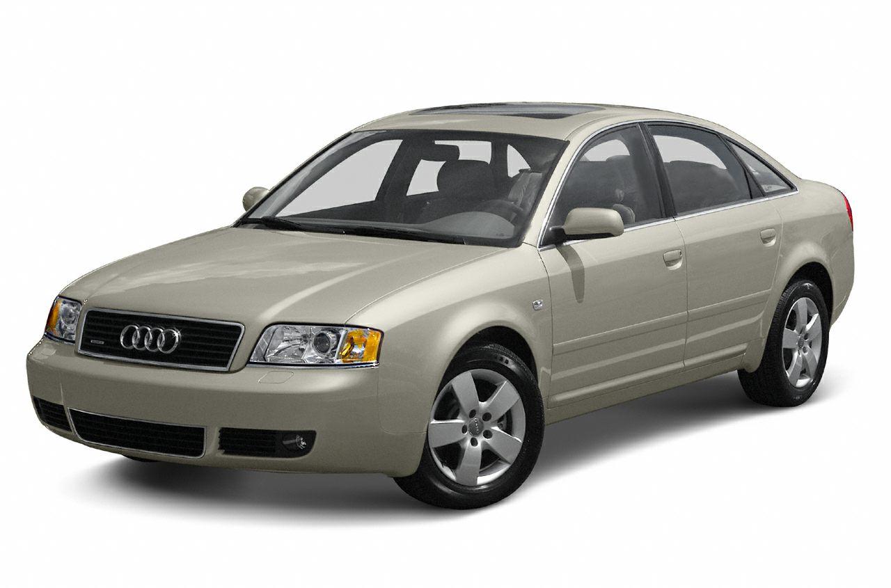 2004 Audi A6