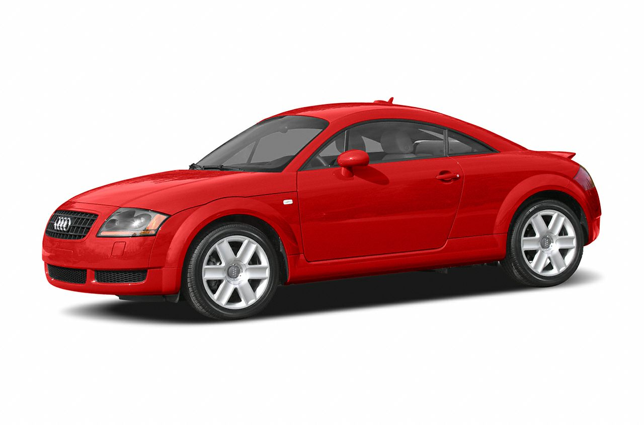 2004 Audi TT