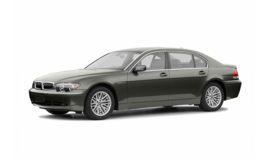 2004 BMW 760