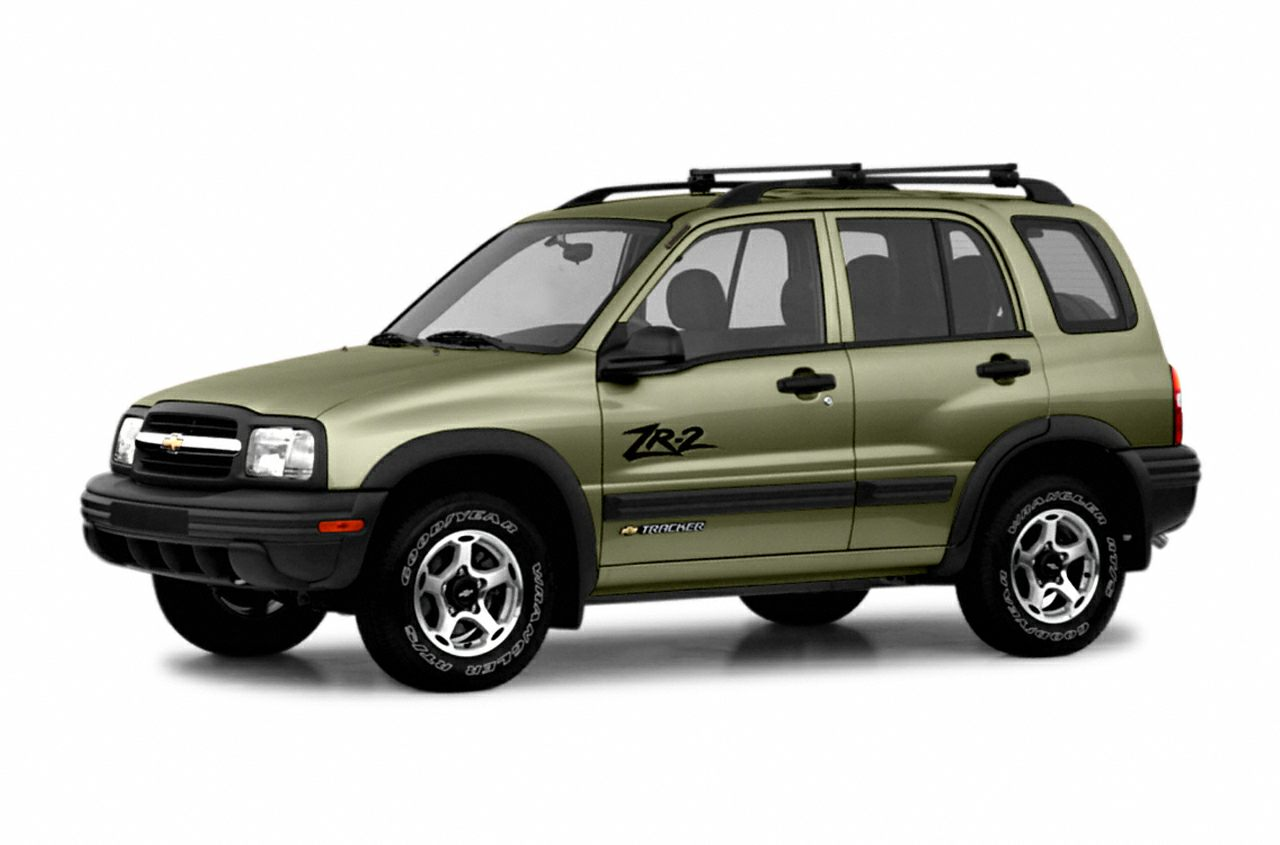 2004 Chevrolet Tracker