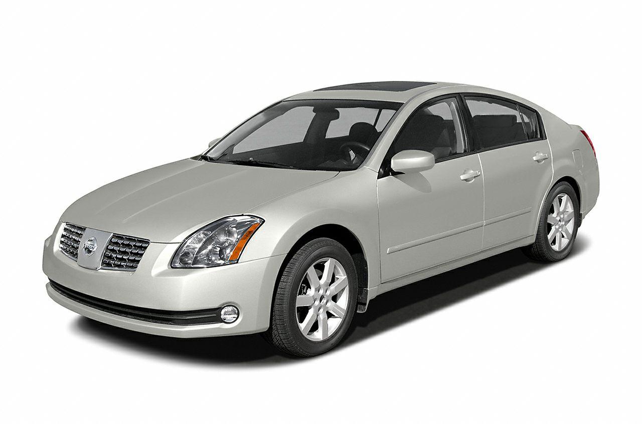 2004 Nissan Maxima