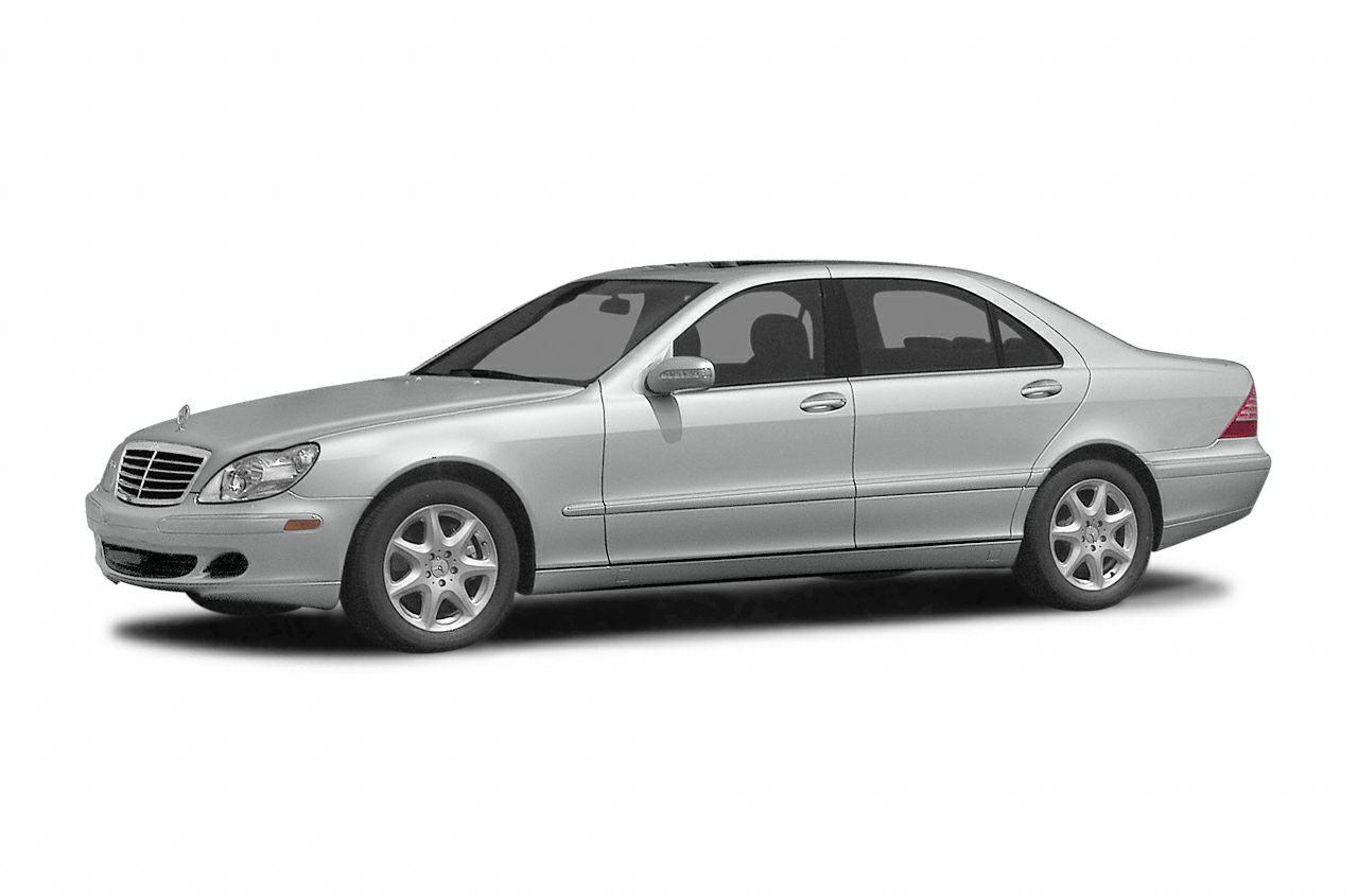 2005 Mercedes-Benz S-Class
