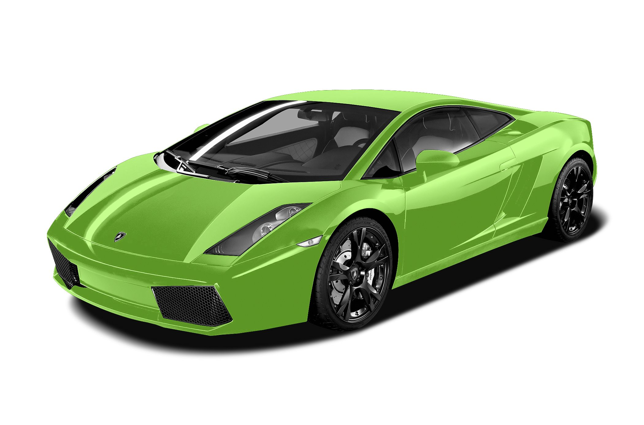 2007 Lamborghini Gallardo