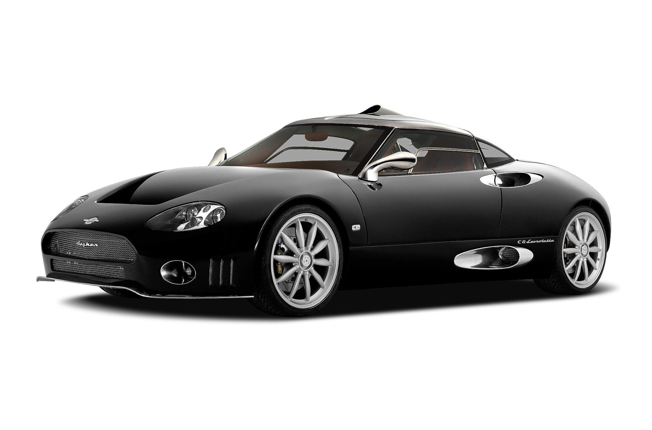 2007 Spyker C8 Laviolette