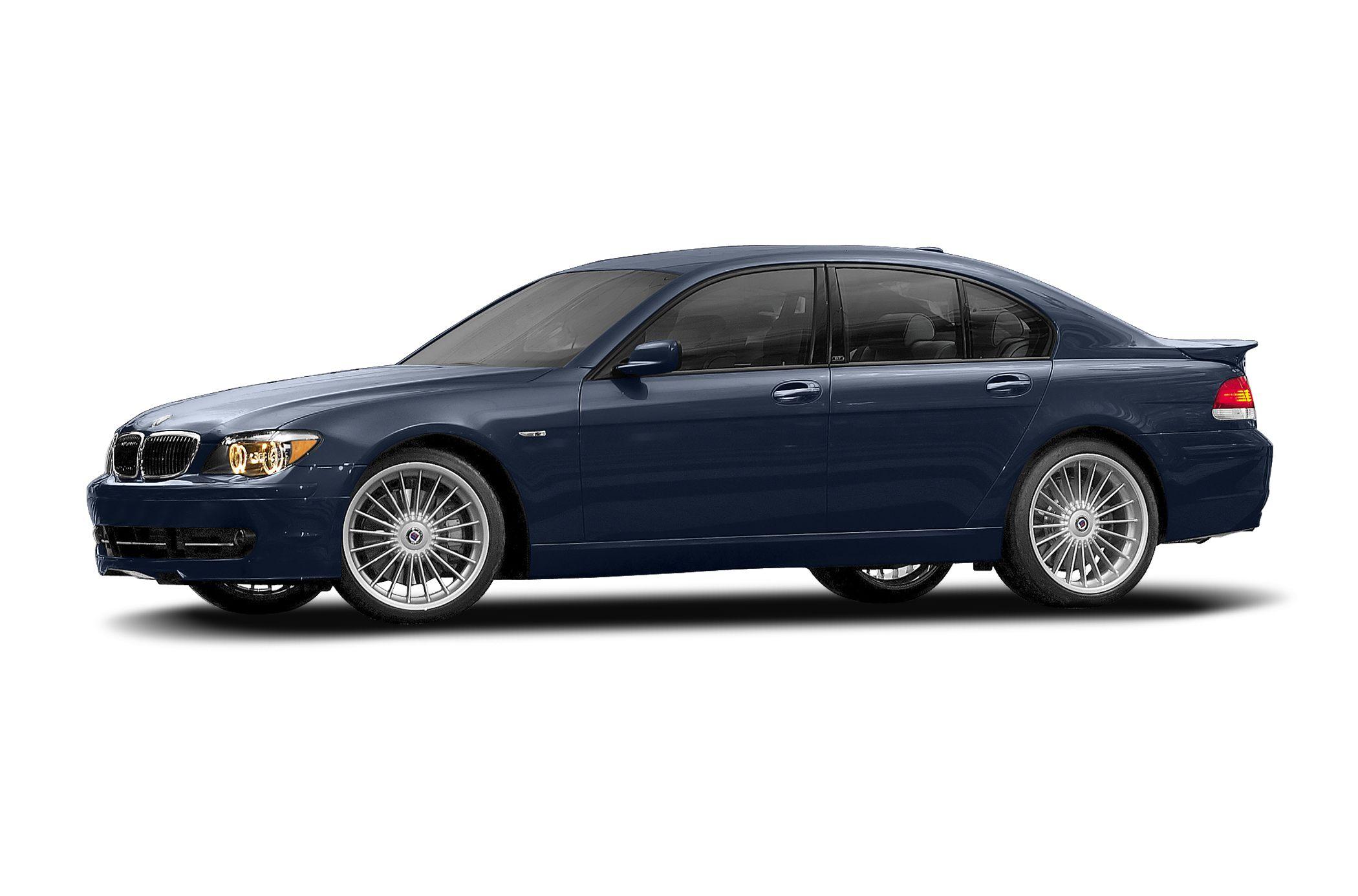 2008 BMW ALPINA B7