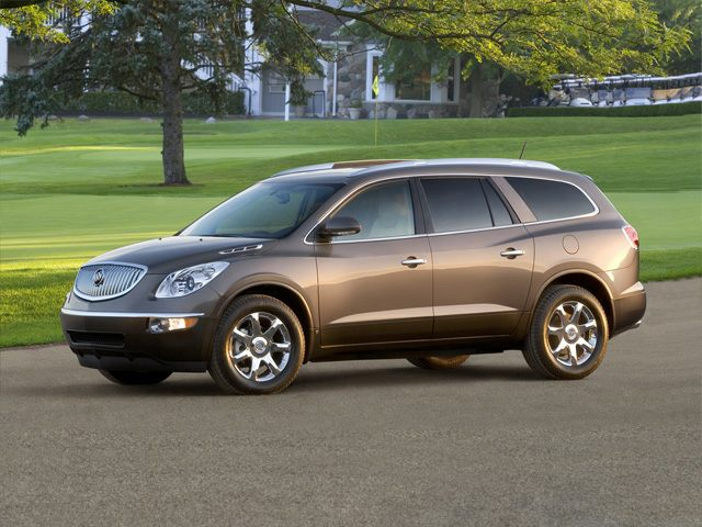 2008 Buick Enclave CXL Silver Check this one out  Higher miles but well maintained  Thoroughly i