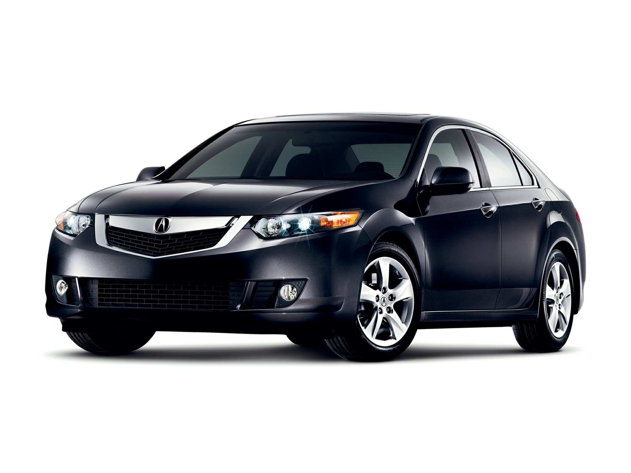 2010 Acura TSX 24 Gray TSX 24 Technology 10 Speakers and Navigation System What a looker Thi