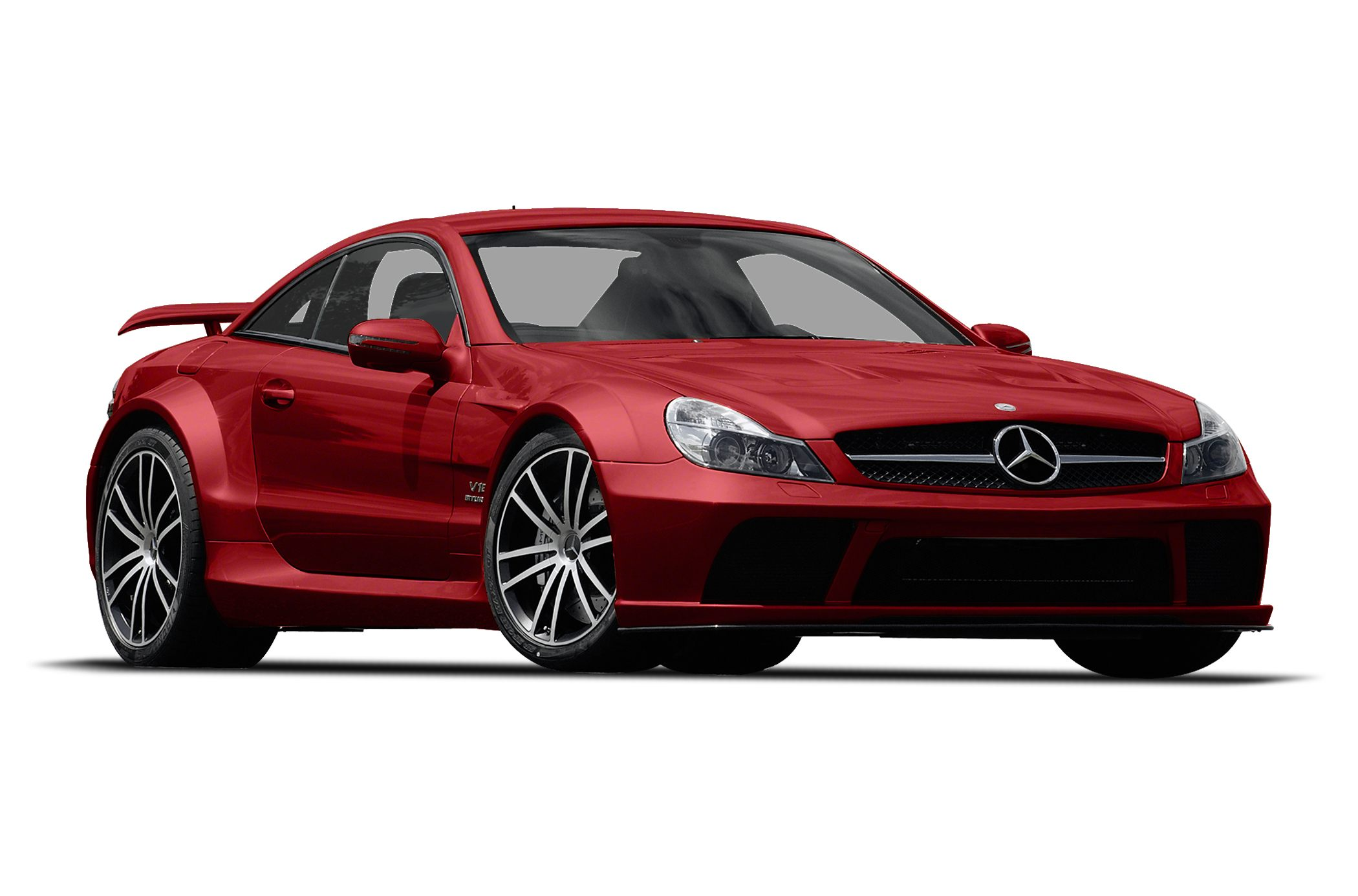 2009 Mercedes-Benz SL-Class