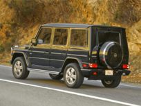 2012 Mercedes-Benz G-Class Base